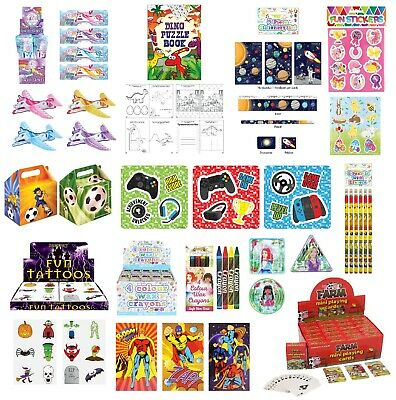 PARTY LOOT BAG FILLERS - Childrens Kids Toys Gifts Prizes Birthday Wedding