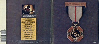 Electric Light Orchestra - ELO's Greatest Hits (CD, 1986, Jet Records) #0419LY