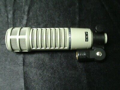 Electro-Voice Broadcast Announcer Microphone w/ Variable‑D, RE20, RE-20, RE 20