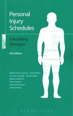 Personal Injury Schedules: Calculating Damages 9781784517267 | Brand New