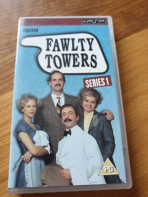 Fawlty Towers - Series 1 (PSP UMD Movie/Film)