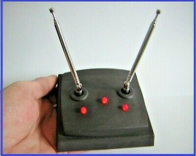 EMF Static Detector MKIII ~ Paranormal / Ghost Hunting Equipment -BATTERIES INC