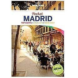Lonely Planet Pocket Madrid (Travel Guide) by Ham, Anthony,Lonely Planet