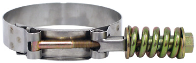 """Tectran HTS306 Hose Clamp, T-Bolt, 3 1/16""""-3 3/8"""" Spring Loaded, Pack of 5"""