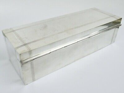 Sterling silver box WW2 SS James Harrod Ship Maritime Oregon Commision Murphy
