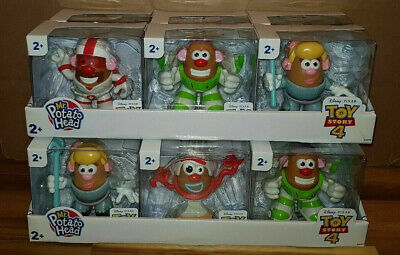 Toy Story 4 Disney Mr Potato Head Mini Figures CHOOSE your Character