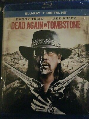 Dead Again in Tombstone (Blu-ray Disc and Art Only) Danny Trejo, Jake Busey