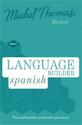 Language Builder Spanish (Learn Spanish with the Michel Thomas Method) (CD)