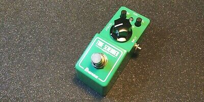 Ibanez TS Mini Tube Screamer Overdrive Compact Guitar Effect Pedal TSMINI