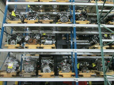 2012 Lincoln MKZ 3.5L Engine Motor 6cyl OEM 130K Miles (LKQ~215896435)