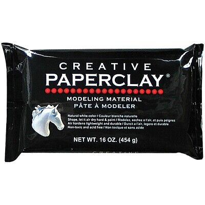 Creative Paperclay 1 Lb. Package