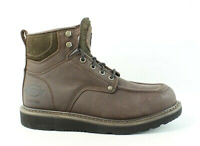 4c5cfafd694 NEW OUTPOST MAKERS Gray Haansel Leather Lace Up Boots Shoes Size 9 ...