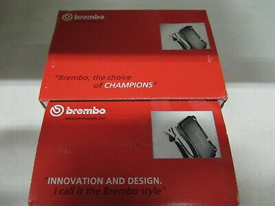 Brembo Brake Pads with Wkt. Audi A6 4F2/4F4 Set for Front and Rear