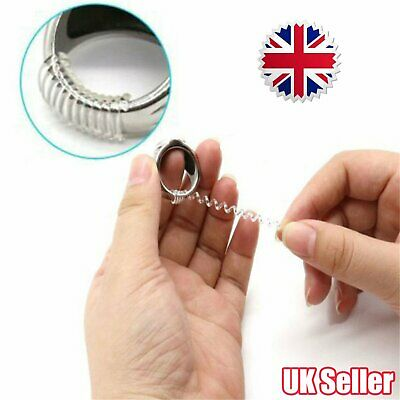 Ring size reducers Spiral Invisible Snugs Guard RESIZER ADJUSTERS TOOLS G5