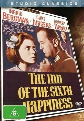 The Inn Of The Sixth Happiness DVD William Holden