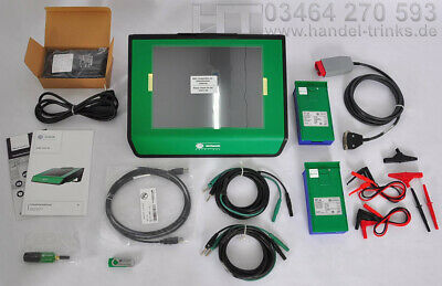 Diagnosegerät Diagnosetester NEU Hella Gutmann Mega Macs MM66 + MT66 Messtechnik