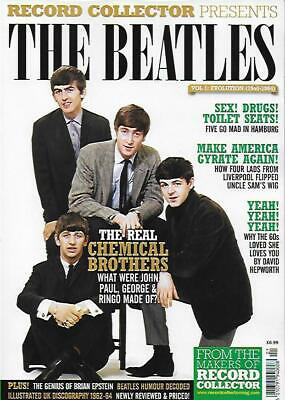 RECORD COLLECTOR PRESENTS-THE BEATLES Vol.1 (NEW)*Post included to UK/Europe/USA