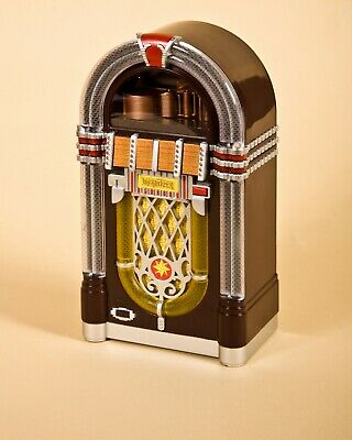 Wurlitzer 1015 Juke-Box In Miniatura Con Canzone 'Only You' / The Platters