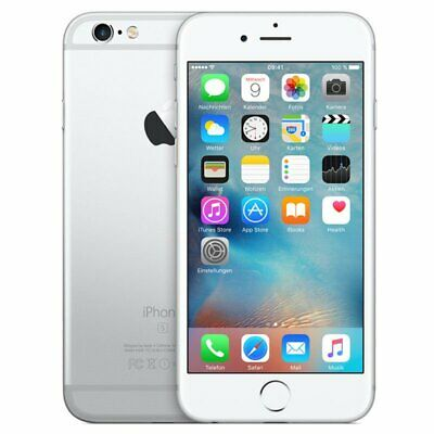Apple iPhone 6S 64GB Silber - OHNE SIMLOCK May