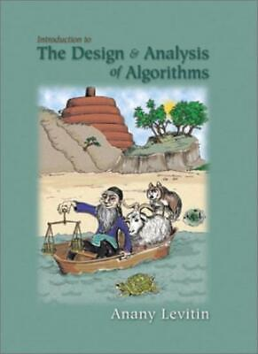 Introduction to the Design and Analysis of Algorithms-Anany Le ..9780201743951