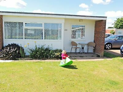4 BERTH CHALET FOR RENT HEMSBY, NORFOLK NR GT YARMOUTH 14th - 21ST SEPT  1 week