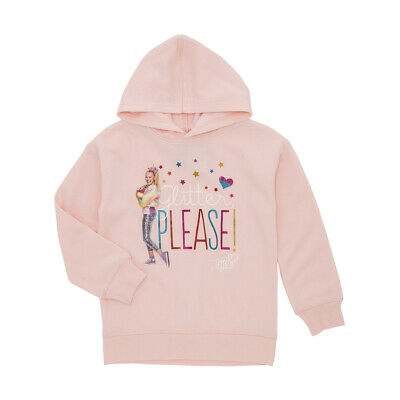 Nickelodeon JoJo Siwa Girls Hoodie top sizes 6 7 & 8 available free postage New!