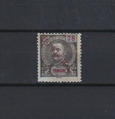 Portugal - Timor Local Republica Nice Stamp MNG 4