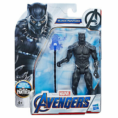 Marvel Avengers: Endgame 6-Inch Scale Figure Black Panther