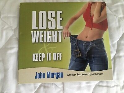 Lose Weight Keep It Off John Morgn Hypnotherapist Cd Dvd