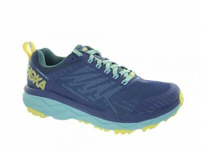 Women's Hoka One One Challenger ATR 5 Trail Running Shoes Medieval Blue D-Wide