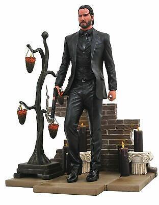 Elegant And Deluxe Gallery John Wick 3 PVC Figure Statue Free Worldwide Shipping
