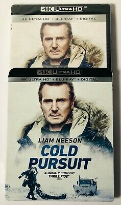 Cold Pursuit (4K Ultra HD+Blu-ray+Digital) BRAND NEW FACTORY SEALED