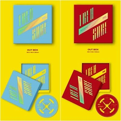 ATEEZ: TREASURE EP.3* CD+Full Package+Folded Poster (KQ) K-POP
