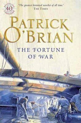 The Fortune of War by Patrick O'Brian 9780006499190 | Brand New