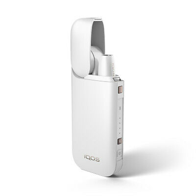 IQOS 2.4 PLUS Kit - White - inkl. Marlb.Ascher + 100 Heets