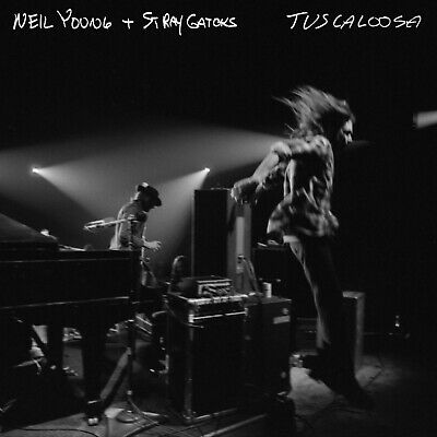 Neil Young + Stray Gator - Tuscaloosa (Live) - New CD Album - Pre Order 7th June