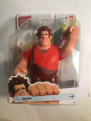 Wreck it Ralph 2 - Ralph Breaks the Internet - Ralph Action Figure - Bandai