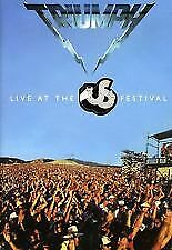 Live At The Us Festival Used Dvd - Triumph - Rock & Pop Music Used Dvd UM006477