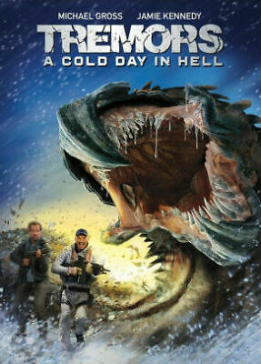 Tremors: A Cold Day In Hell Bluray - Tremors: A Cold Day In Hell - Bluray BR0031