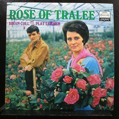 Brian Coll And The Plattermen - Rose Of Tralee LP VG+ SW 99467 USA Vinyl Record