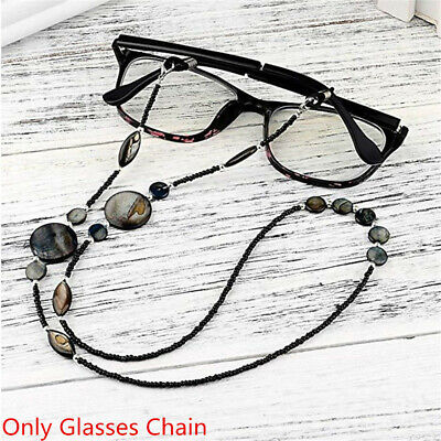 Beads  Eyeglass Lanyard  Glasses Chain Glasses Necklace  Eye wear Accessories