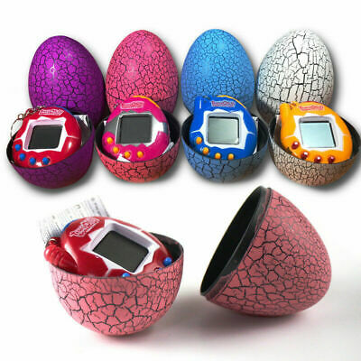 Tamagotchi Virtual Cyber Pet Include Eggshell Retro Toy 90s Nostalgic Machine UK
