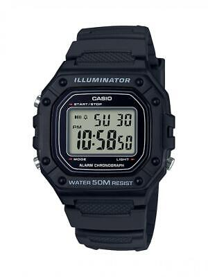 Gents Casio Digital Watch W-218H-1AVEF RRP £24.90 Our Price £19.95