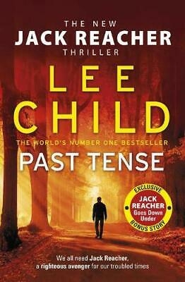 Past Tense: (Jack Reacher 23), Child, Lee, Used; Good Book