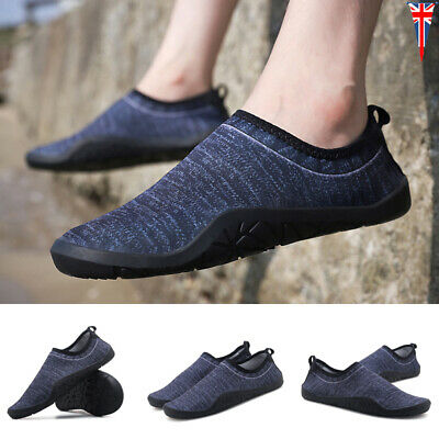 Water Aqua Shoes Mens Womens Beach Outdoor Wetsuit Surfing Non Slip Swim Running