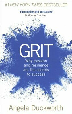 Grit: Why passion and resilience are the secrets to success by Angela...