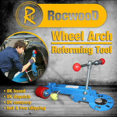 Wheel Arch Roller Fender Reforming Tool Heavy Duty Professional Roll