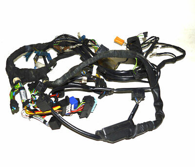 BMW K 1100 LT Kabelbaum Fahrgestell / ABS Chassis wiring harness 61112305600