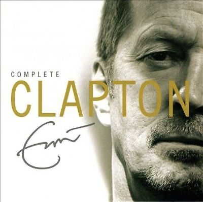 ERIC CLAPTON The Cream Of Clapton 2CD BRAND NEW