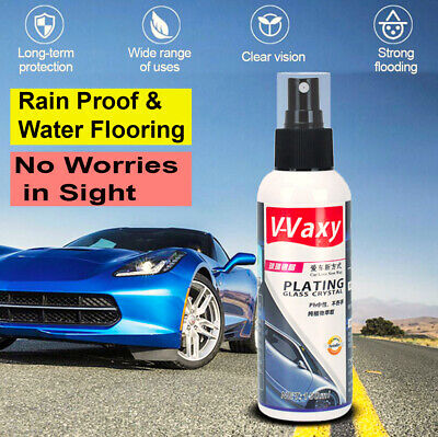 New Original All-Purpose V-VAXY GLASS MARKS REMOVER Cleaner 150ML,Free Shipping